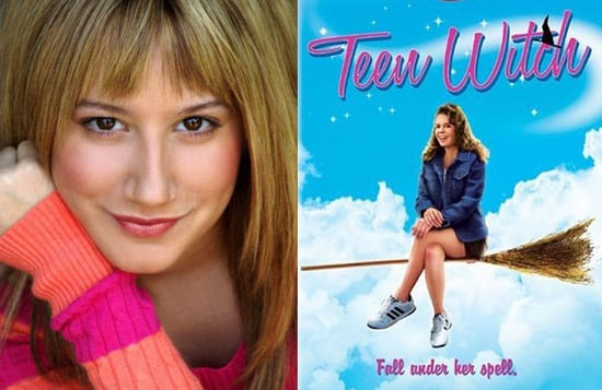 """Ashley Tisdale As the Teen Witch? Who Should """"Top That""""?"""