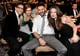 "Three of Olivia Pope's ""gladiators"" — Darby Stanchfield, Guillermo Díaz, and Katie Lowes — hung out with Scandal costar Dan Bucatinsky."