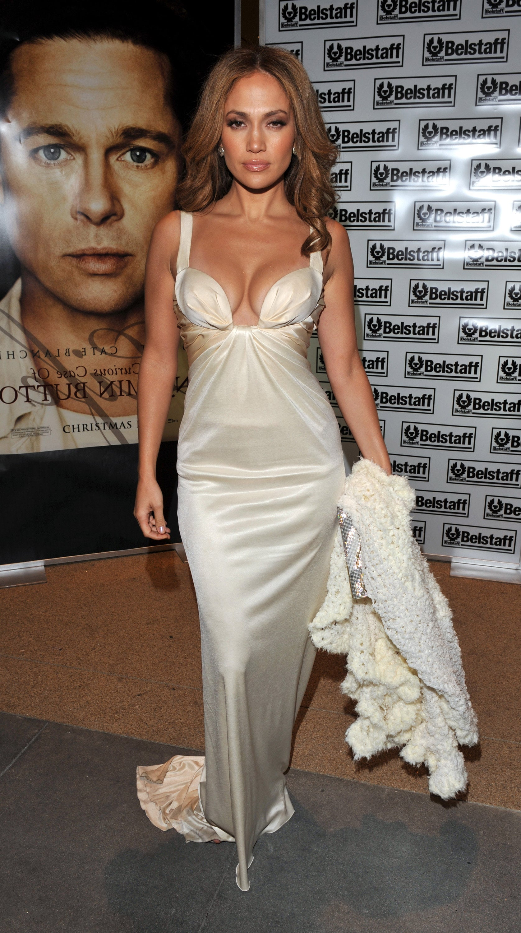 A total bombshell moment for a film premiere in '08.