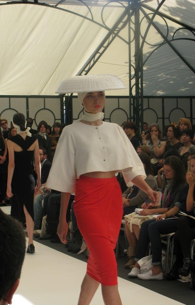 London Fashion Week: Osman Yousefzada Spring 2009