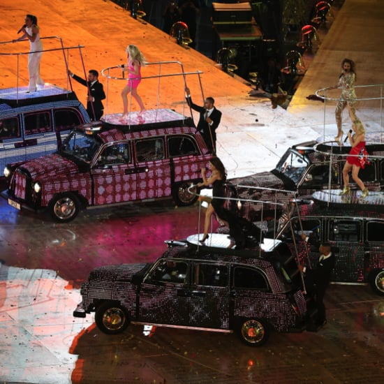Spice Girls at the Olympics Pictures