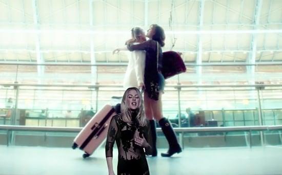 FROM EW: Ellie Goulding's 'Still Falling for You' Video Teases Bridget Jones's Baby