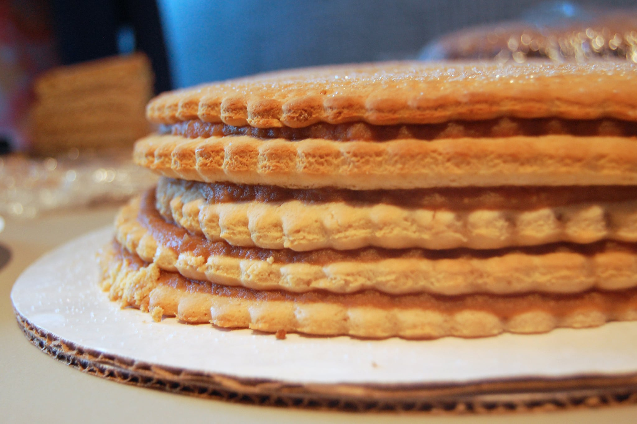 Tennessee: Mountain Stack Cake