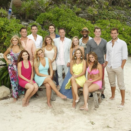 Bachelor in Paradise Contestants 2014