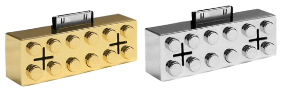 Bling Out Those Lego Docks With New Metallic Options