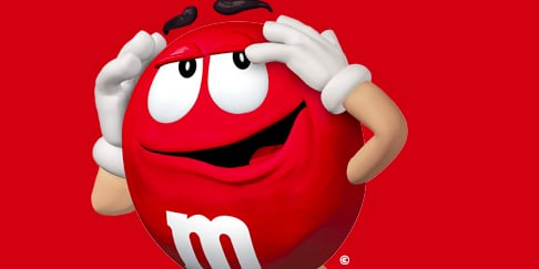 How 6 colorful characters propelled M&M's to become America's favorite candy