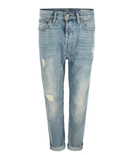 All Saints - Everit Kick Jeans ($130)