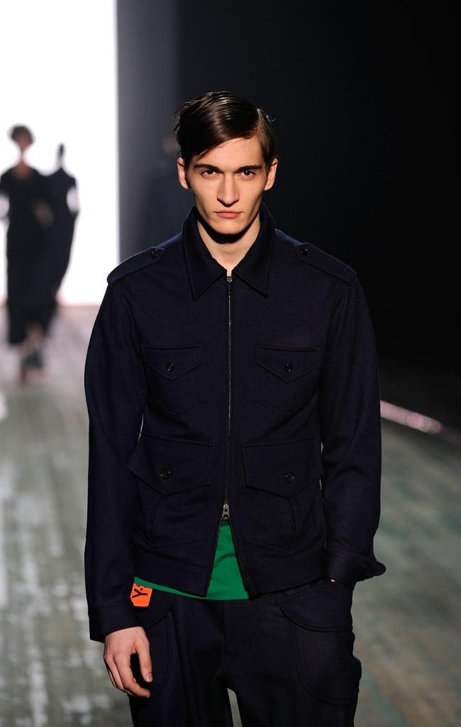 New York Fashion Week: Y-3 Fall 2010