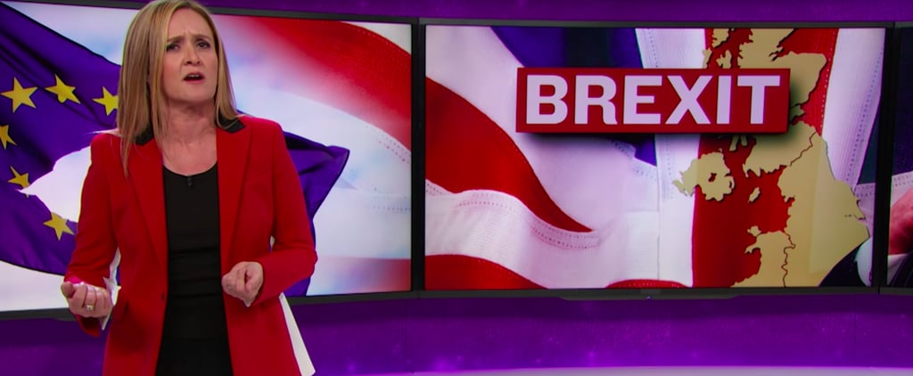 Samantha Bee Bashes Brexit With a Little Help From David Tennant