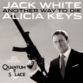 """Jack White And Alicia Keys """"Another Way To Die"""" — Spin It?"""