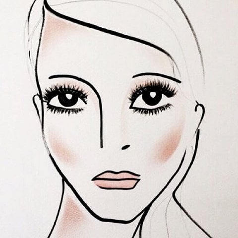 Step Aside, Strobing: Draping is the Newest Beauty Trend on the Block