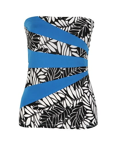 Wet Seal Print Block Tube Top: Love It or Hate It?