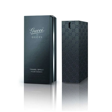 Gucci by Gucci Pour Homme Travel Spray ($74)