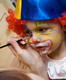 Nontoxic Halloween Makeup For Kids