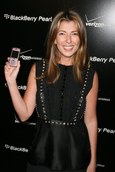 Fab Flash: Nina Garcia for Blackberry