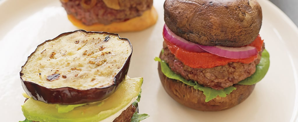 This 5-Ingredient Burger Is Perfect For Clean Eating