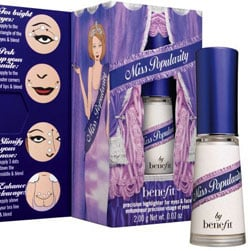 New Product Alert:  Benefit Miss Popularity