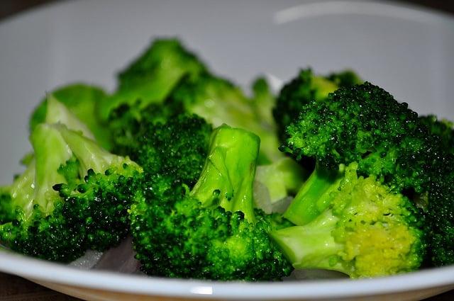 Cooked: Broccoli