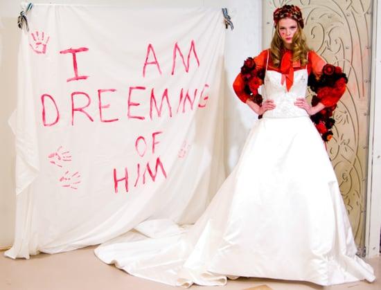 Reem Acra Spring 2009 Bridal Collection