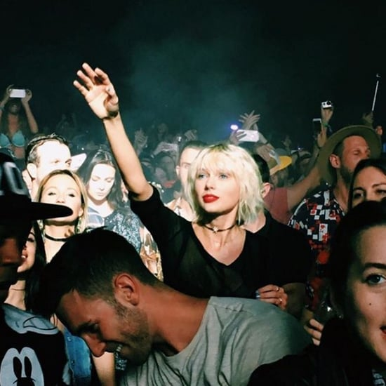 Taylor Swift at Coachella 2016