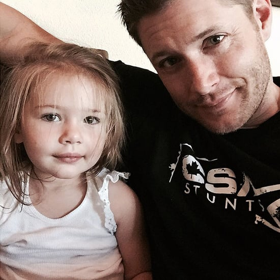 Jensen Ackles Joins Instagram - with a Little Help from His Daughter