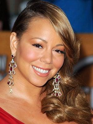 Mariah Carey at 2010 SAG Awards 2010-01-23 17:44:58