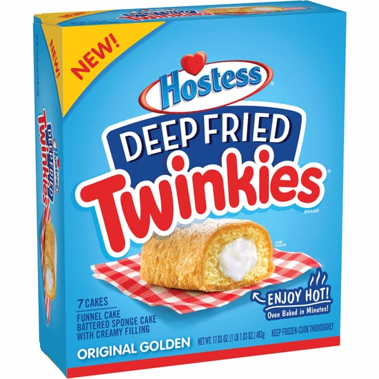 Deep-Fried Twinkies at Walmart