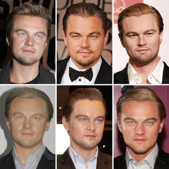 Leo Gets a New Wax Figure: More Heartthrobs Who've Been Waxed