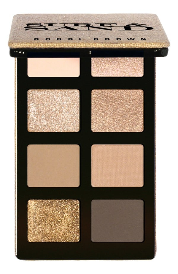 Bobbi Brown Surf and Sand Eye Shadow Palette in Sand ($65)