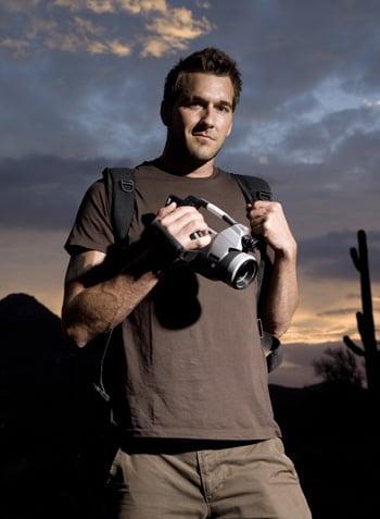 Brandon McMillan from The Night