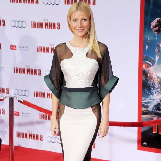 Gwyneth Paltrow Fashion at Iron Man 3 Premieres | Pictures