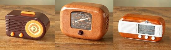 Last Minute Gift: Vintage Inspired Radios