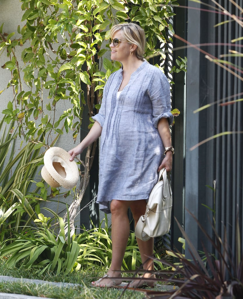 Reese Witherspoon Stays Busy Before Baby With Real Estate