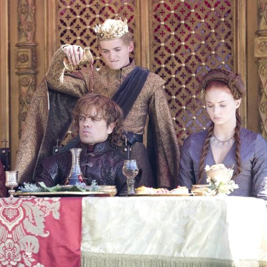 Game of Thrones Purple Wedding Recap