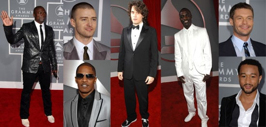 The Men of the Grammys: Stick With What Works, Guys