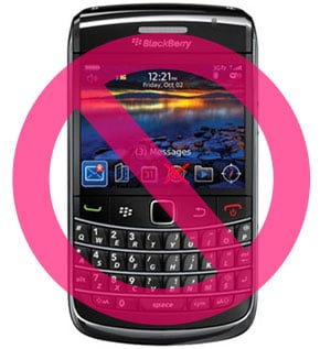 BlackBerry Ban in UAE