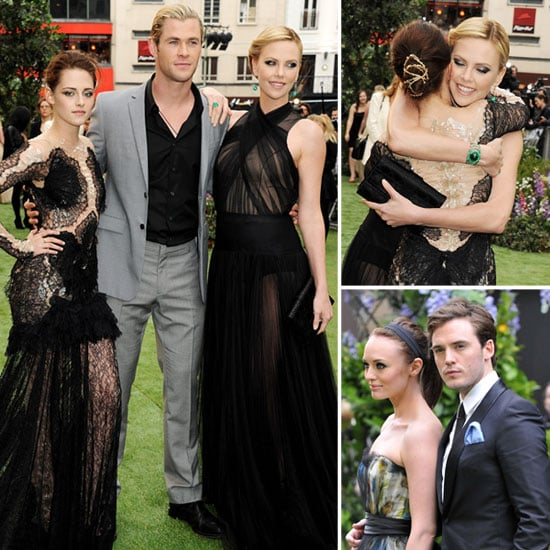 The SWATH Cast Celebrates an Exciting Weekend at Their Big London Premiere