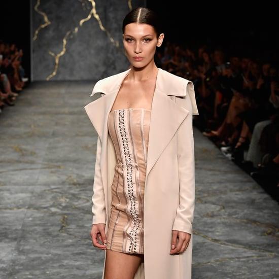 Bella Hadid Misha Collection Runway Australian Fashion Week