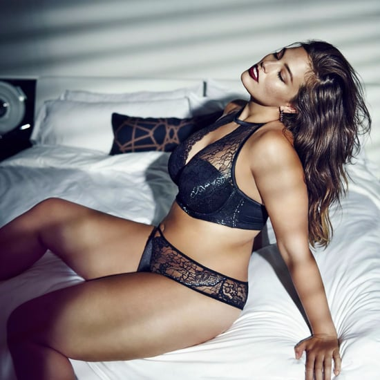 The Sexy Lingerie Ashley Graham Will Be Modeling At NYFW