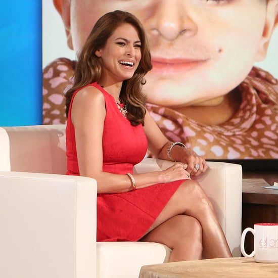 "Eva Mendes Debuts the ""First Photo"" of Esmeralda, and It's Terrifying"