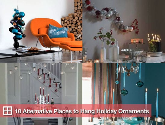 Sugar Shout Out: New Places to Put Your Holiday Decorations