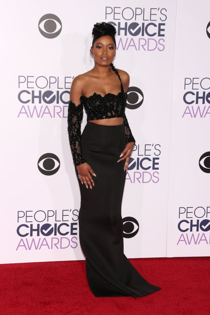 Keke Palmer | The Most Glamorous Looks From the People's ...