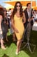 The sultry, body-con dress moves from cocktails to daylight when it's done in a bright color like the lemon Camila chose.