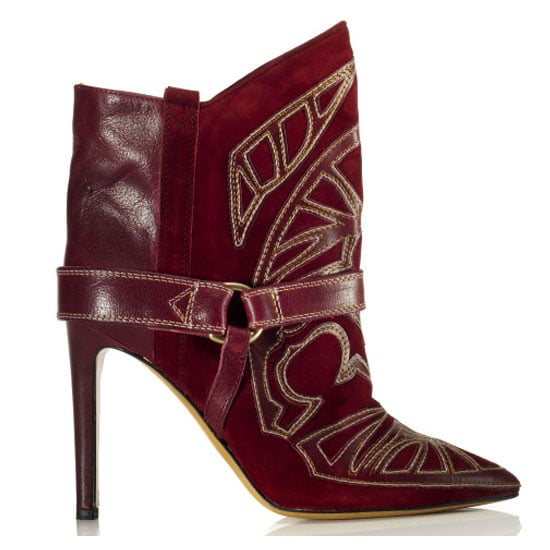 Isabel Marant Shoes and Accessories Fall 2012