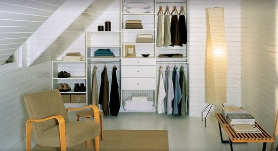 The Honeymoon's Over: How to Organize Your New Couple's Closet