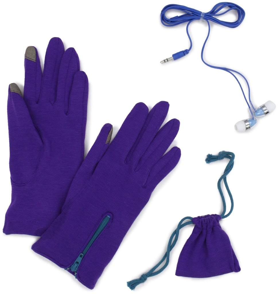 Echo Touch Gloves And Earbuds Set