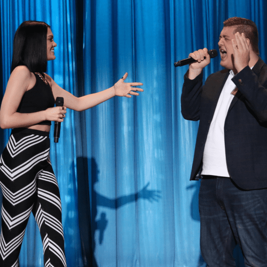 Jessie J Duet With Tom Bleasby on The Ellen DeGeneres Show