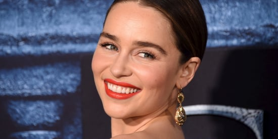 Emilia Clarke Watched Her Nude 'Game Of Thrones' Scene With Her Parents