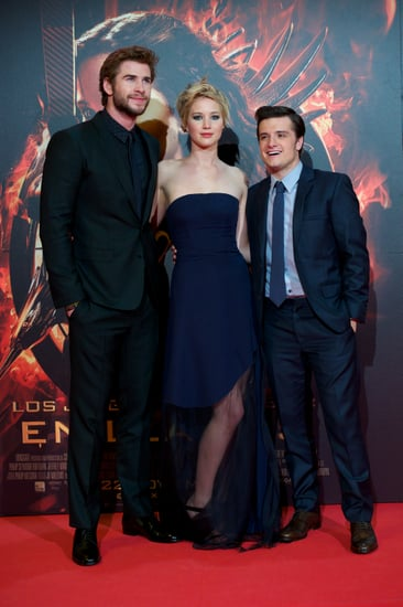 Another Day, Another City For the Catching Fire Cast