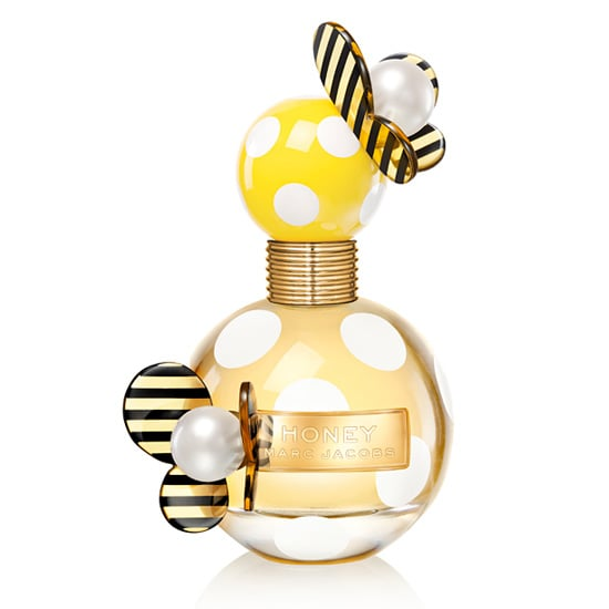 Marc Jacobs Honey ($52–$92) is the sister fragrance to last year's Marc Jacobs Dot. This new version is light and sweet with an aromatic nod to honey. The rich note is blended with pear, mandarin, peach nectar, and golden vanilla.